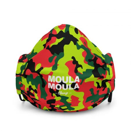Masque premium camo Moula Gang