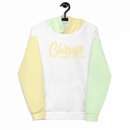 hoodie Chieuse a temps plein