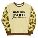 sweat Amour oseille graillance