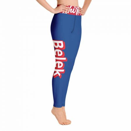 Legging blue Belek