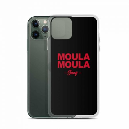 Coque pour iPhone MOULA MOULA Gang