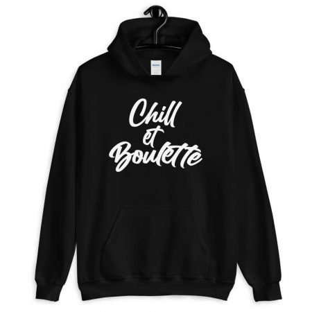 Hoodie classic Chill et Boulette