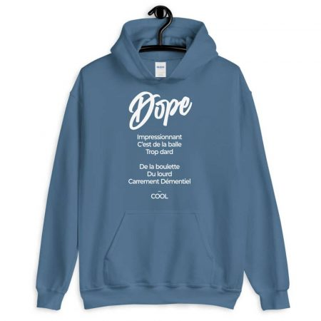 Hoodie classic Dope